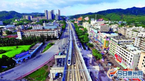 惠州市住建局:深惠城轨至惠州机场线路有初步草案
